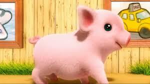 Con Heo Đất, Con Lợn Éc, Nhạc thiếu nhi remix sôi động - YouTube