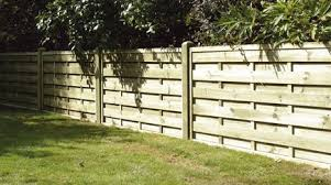 Square Horizontal Sheldonfencing Uk