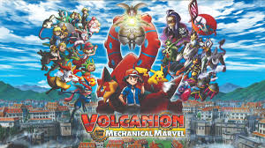 Movie Review: Pokemon: Volcanion and the Mechanical Marvel. – The ...