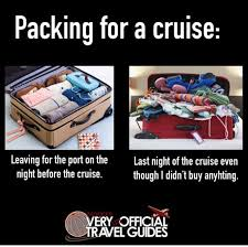 "Morgan OBrien on Twitter: ""Funny cuz it's true! #cruise #cruising ..."