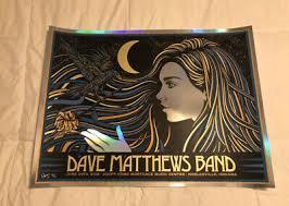 Entertainment Memorabilia Dave Matthews Band Sticker July 7 2018 Noblesville Indiana 4in Laptop Car Dave Matthews Band