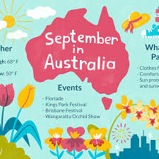 September in Australia: Weather and ...