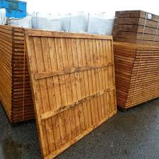 Fence Panels Feather Edge Gold Fully Framed In Wv6 7ez Wolverhampton For 20 00 For Sale Shpock