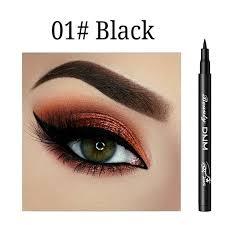 colorful liquid eyeliner pen make up