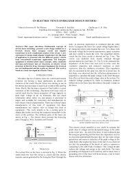 Pdf An Electric Fence Energizer Design Method