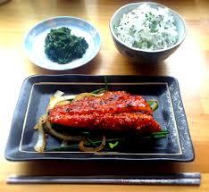 Gogalbi – Spicy Korean Fish