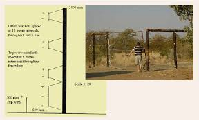 6 Diagram Of Electric Wires For Elephant Proof Fence With An Example Of Download Scientific Diagram