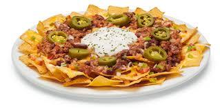 Nachos San Fernando con chili - Foster's Hollywood