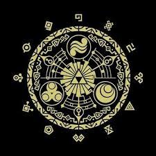 Zelda Symbols 10 Triforce Gold Vinyl Decal Sticker Zelda Tattoo Triforce Gold Vinyl Decals