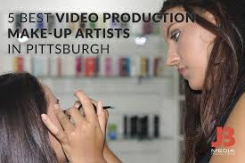 5 best video ion make up artists