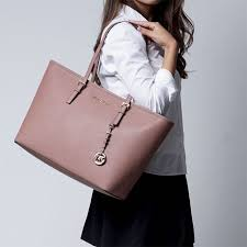 large saffiano leather top zip tote