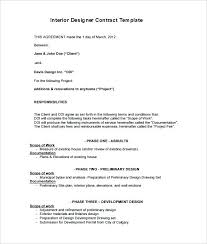 editable renovation contract template