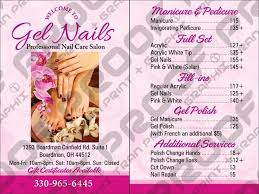 gel nails salon finder