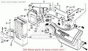 106d 1979 honda 750 wiring diagram