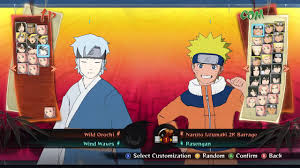 Naruto Shippuden Ultimate Ninja Storm 4 Mod Unnamed Pack RTB+Discord  Server(ModdersOnly) - YouTube