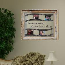 Floating Frame Decal Every Picture Tells Story Diy Collage