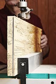 Bandsaw Resawing Wood Magazine