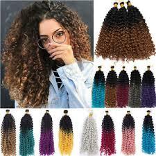 ombre long afro hair braiding hair