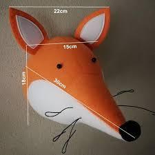 Createme Crazy Creatures Girl S Room Handmade Faux Animal Heads Free Shipping Always Winfinity Brands