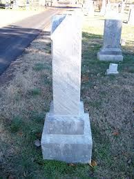 Andrew W. and Addie P. Wood - Tombstone Inscription