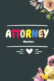 attorney notes lawyer law attorney