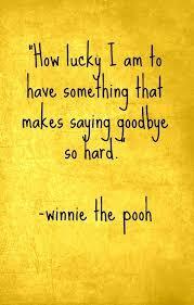 quotes on saying goodbye com