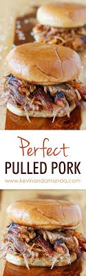 perfect pulled pork recipe an easy