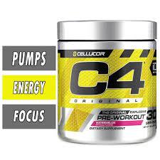 original c4 pre workout cellucor