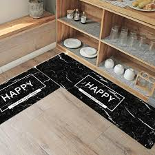 pvc kitchen mat waterproof anti slip