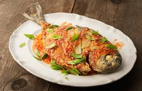 Thai Fried Pomfret Fish - How to Cook ...