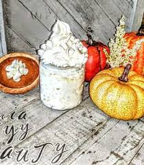fall autumn homemade lotion moisturizer