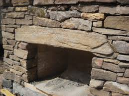 stone for outdoor fireplace ideas