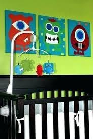 monsters inc nursery ideas