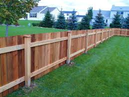 Elegant 5 Backyard Fence Types That Will Blow Your Mind For 2020 Great Photos Decoratorist