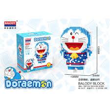 Doremon nanoblock - 8 mẫu xếp hình Balody hàng cao cấp