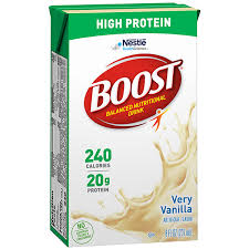 boost high protein nestlé cal