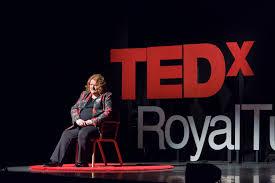 The Importance of a Hug by Polly Taylor BEM — TEDxRoyalTunbridgeWells