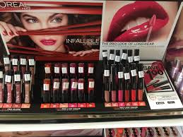 l oreal beauty makeup for lips