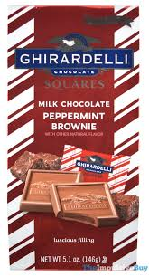 milk chocolate peppermint