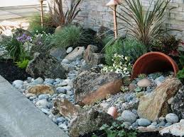 21 landscaping ideas for rocks stones