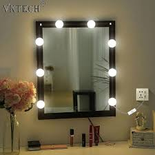 1 5m 10pcs led makeup mirror light bulb
