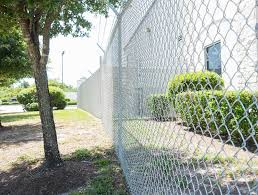 Chain Link Fence Installation Houston Hurricane Fencing Aber Fence