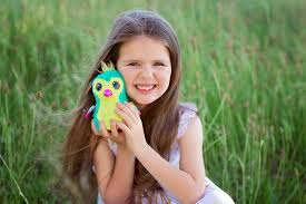 Little Maisy Ellis scores a Hatchimal for her seventh birthday | The  Canberra Times | Canberra, ACT