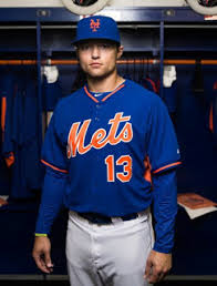 centerfield maz: New York Mets Minor League Infielder: L.J. Mazzilli  (2013-2017)