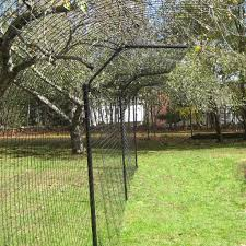 Purrfect Fence Free Standing Fence Enclosure System Cat Pet Barrier Wayfair