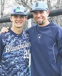 Creighton, Lawson join BHS baseball 'Century Club' - Wilmington News Journal