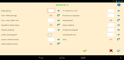 """Image result for APACHE II CALC APP"""""""