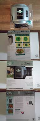 Petsafe Wireless Fence Pet Containment System Pif 300 Pet Containment Systems Pet Safe Pets