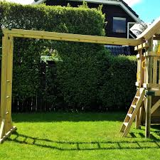 monkey bars playzone