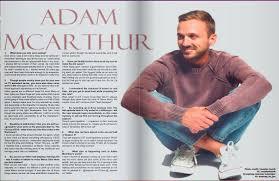 Adam Mcarthur | SVTFOE Amino